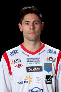 Även Ervin Ribic klar för 2016.