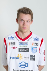 Max Eggertsson fortsätter i Halmia.