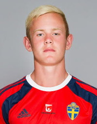 Malte Påhlsson blev återigen uttagen i det svenska P17-landslaget.