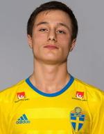 Zemri Callaku är senaste Halmian att bli uttagen till landslagsläger. Foto: Svenska Fotbollsförbundet