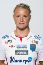 Jessica Jingblad återvänder till IS Halmia efter en säsong i Stenungsund.