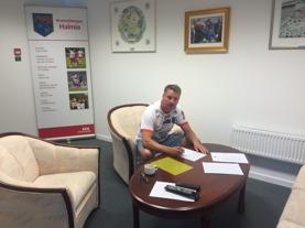 Anders Wallin är först i ledarstaben att förlänga sitt kontrakt. Foto: Leif Jönsson