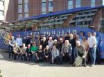 Resa till Hamburg 2017 med sponsorer och volentärer