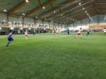 IS Halmia-Halmstad Bollklubb från Bendt Bil Indoor Cup december 2018.