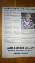 Gerd Olsson 2009