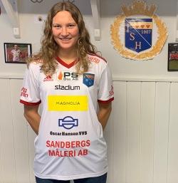 Evelina Bengtsson. Foto: IS Halmia