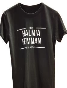 T-shirt Halmiafemman