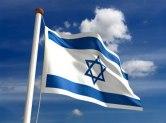 Israels flagga med Davidsstjärnan