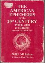 """Min röda """"bibel"""" Efemeriderna"""
