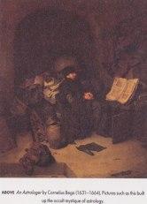 An Astrologer / Cornelius Braga (1600-tal)