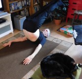 Jacob och Koda yogar
