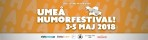 Umeå Humorfestival 2018