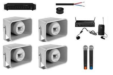 Ljudanläggningar - Mini - bärbart mobilt - Normal - Professionell af320d66d71ec