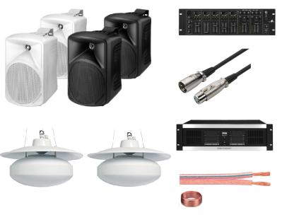 Ljudanläggningar - Mini - mobilt bärbart - Normal - Professionell c0853580461fb