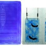 glaskonst,  I vattenlinjen, Vattenlek