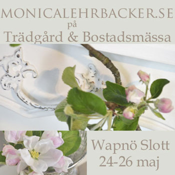 Trädgård & Bostadsmässa Wapnö Slott