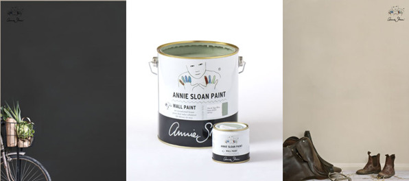 Annie Sloan Wall Paint i Monicas Butik & web-shop