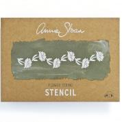 Annie Sloan Schablon Flower String