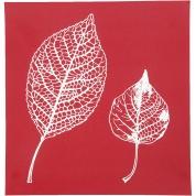 Screenschablon Löv