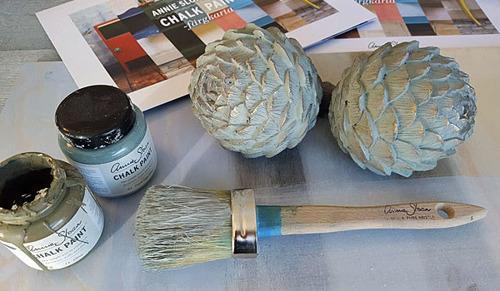 Kurs workshop Annie Sloan Chalk Paint