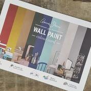 Färgkarta Wall Paint