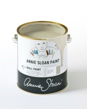 Annie Sloan Wall Paint Paris Grey