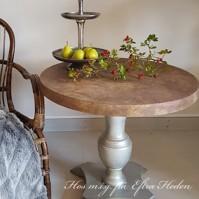 181027 Måla möbel/Rost & betongeffekt