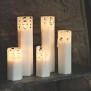 Ljus, spetsljus 10 cm