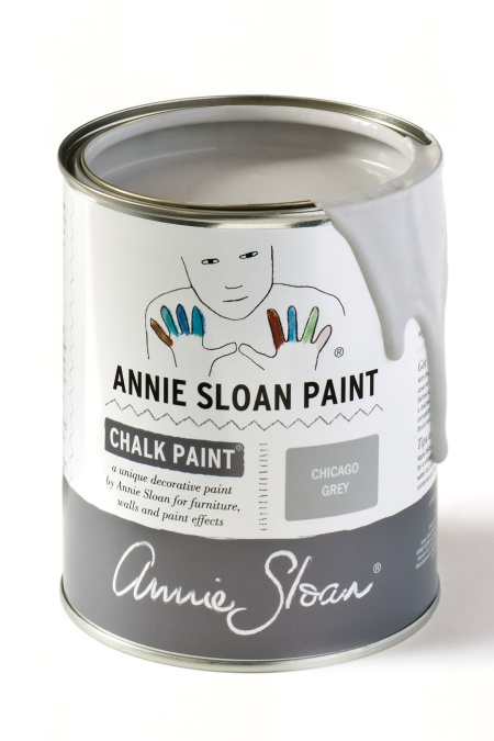 Annie Sloan Chicago Grey