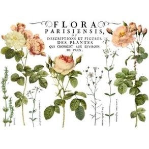 IOD Dekortransfer Flora Parisiensis