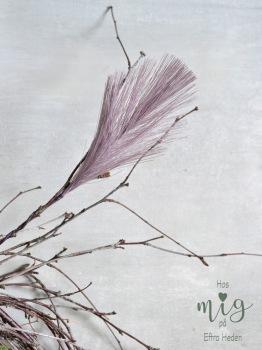 NYTT vackra syntetiska fjädrar för påskriset, inga fåglar har tagit skada