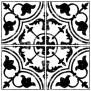 IOD Dekorstämpel  Cubano Field Tile