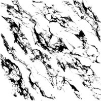 IOD Dekorstämpel Carrara Marble
