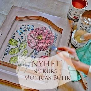 190901 NYHET! Bekanta dig med Chalk Paint™ & IOD Dekorer