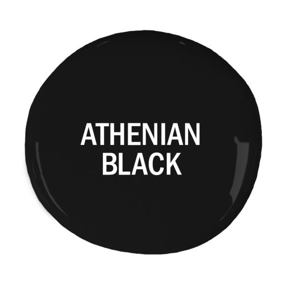 Athenian Black svart kalkfärg Chalk Paint från Annie Sloan