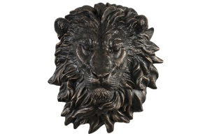 Dekoration Lejonhuvud