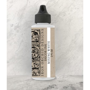 IOD Permanent Decor Ink White