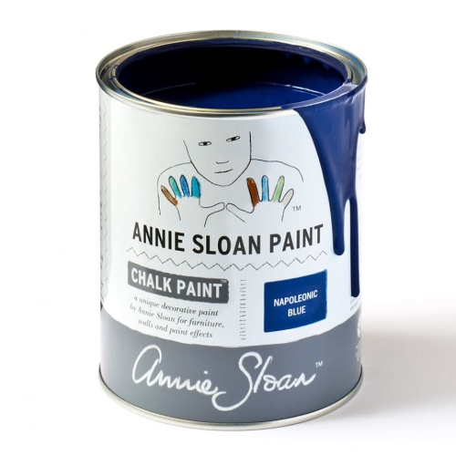 Chalk Paint Napoleonic Blue