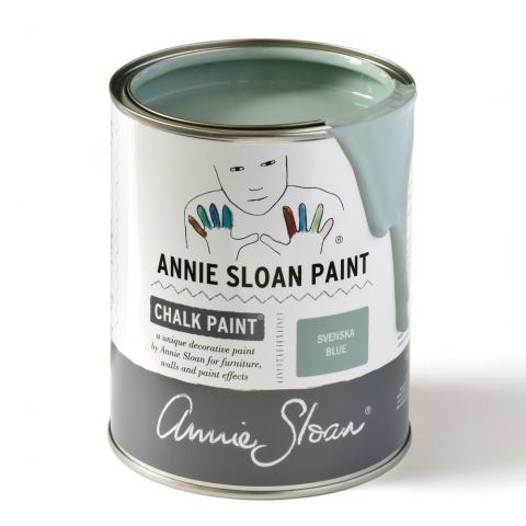 Annie Sloan Chalk Paint för möbler ute och inne, måla dina trädgårdsmöbler i vacker kulör