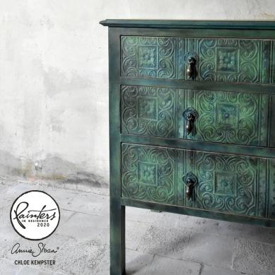 Måla möbler, förnya, försköna, hållbart återbruk för  ditt hem med Annie Sloan Chalk Paint