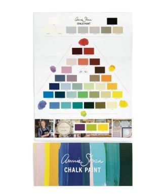 Annie Sloan Chalk Paint färg för hela ditt hem, väggar, golv och tak. Över 40 vackra kulörer att mixa & matcha.W all Paint för väggar