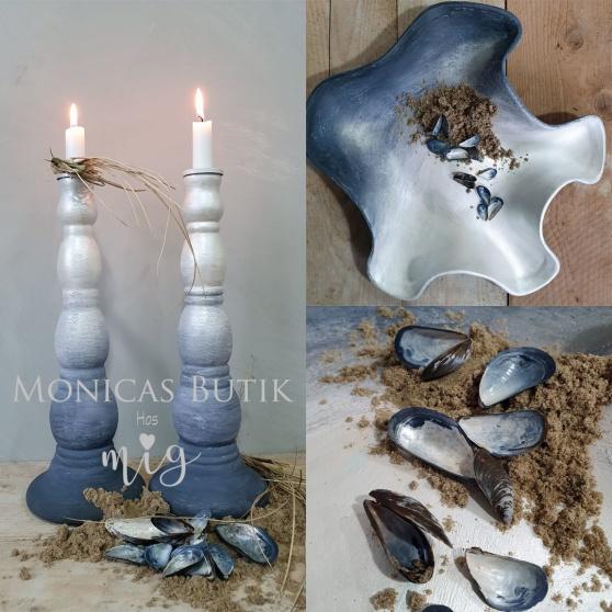 Skimrande pärlemorlyster i ny produkt från Annie Sloan