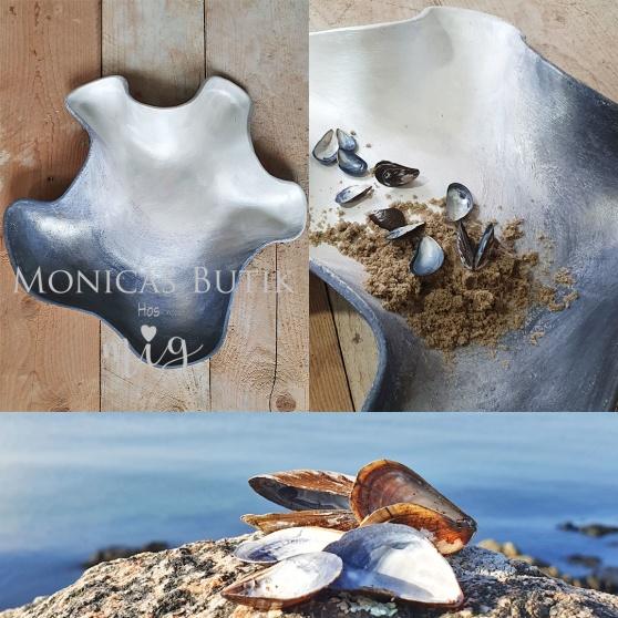 Pearlescent Glaze pärlemorlyster från Annie Sloan till möbler & inredningsdetaljer