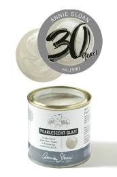 Pearlescent Glaze, pärlemorskimrande effekt