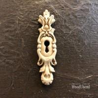 WoodUbend Lock 0991 6,9 x 6,6 cm