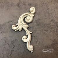 WoodUbend Ornament vänster 1386 18x14x13 cm