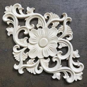 WoodUbend Centerpiece Baroque 2157 20,5x14 cm