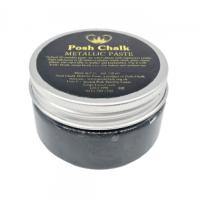 Posh Chalk Metallic Paste Reliefeffekt, Black Carbon