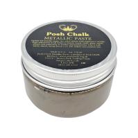 Posh Chalk Metallic Paste Reliefeffekt, Brown Van Dyke