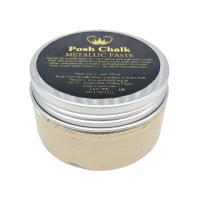 Posh Chalk Metallic Paste Reliefeffekt, Light Gold